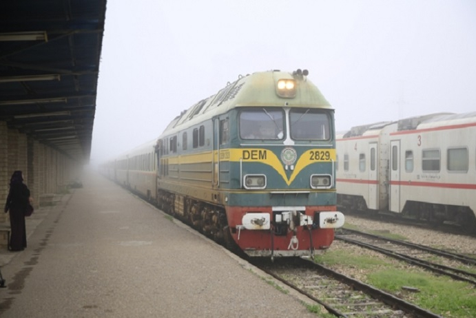 Tren seferi