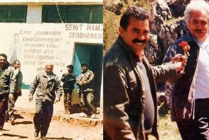 Doğu Perinçek: Abdullah Öcalan'dan çiçek aldığıma pişman değilim