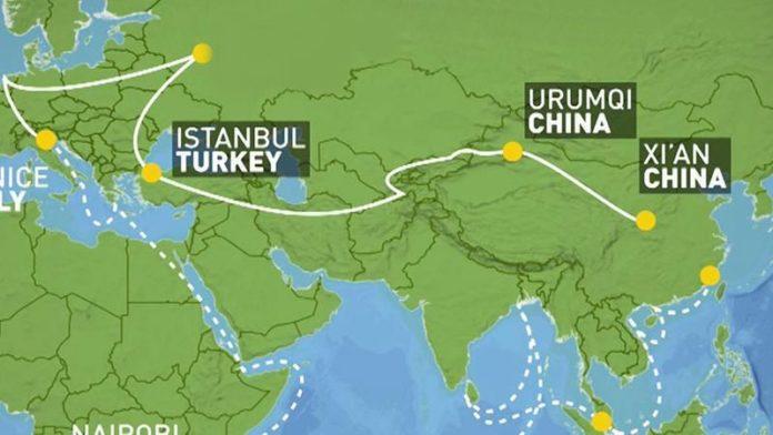Bir Kuşak Bir Yol Projesi Çerçevesinde Türkiye-Çin İlişkileri